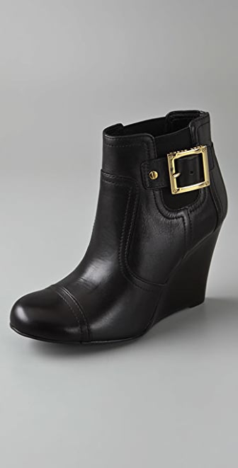 Tory Burch Adrienne Wedge Booties