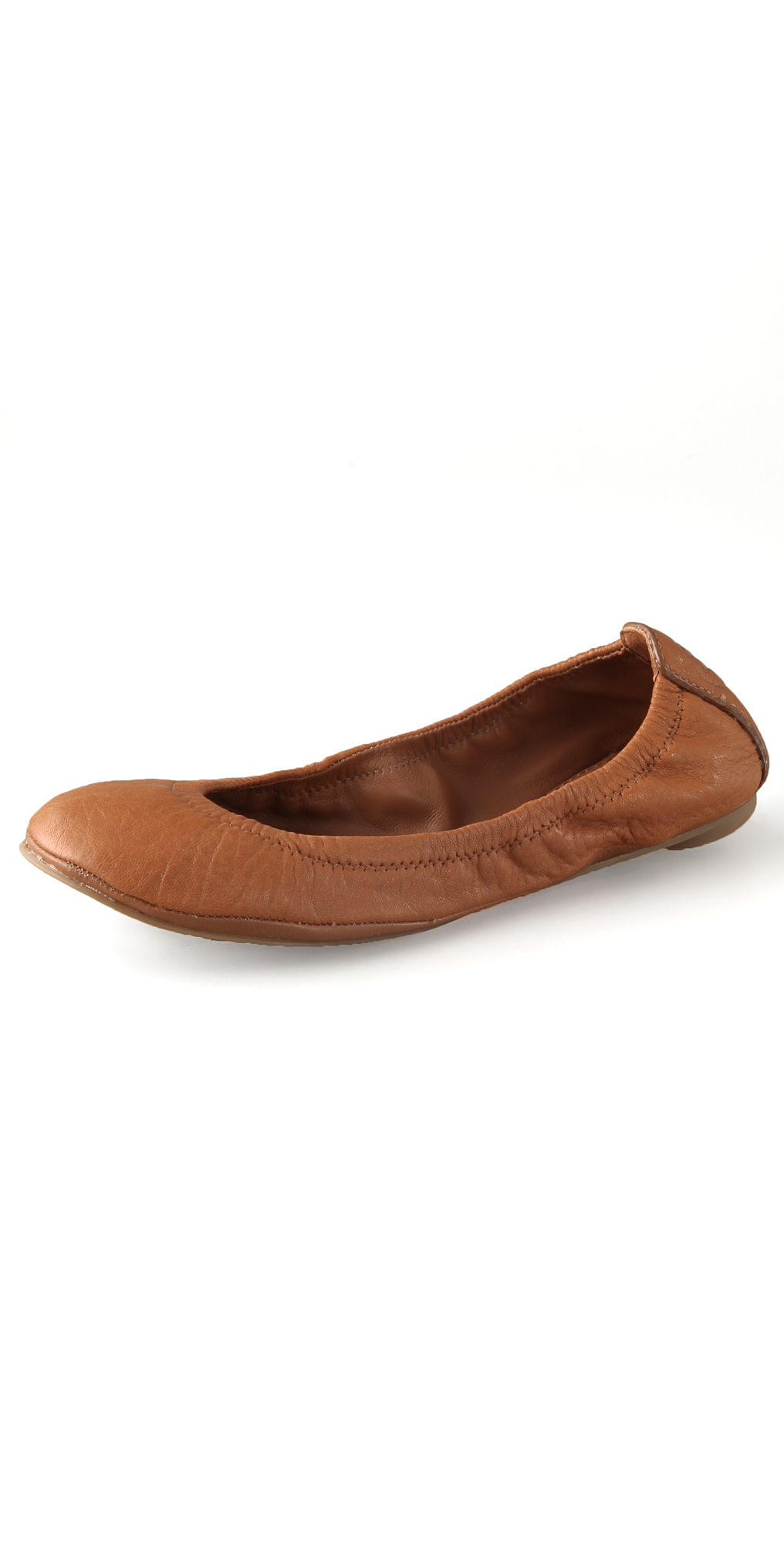 fa1ad3202e32 Tory Burch Eddie Ballet Flats
