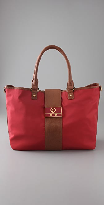 Tory Burch Brodie Ripstop Nylon Tote