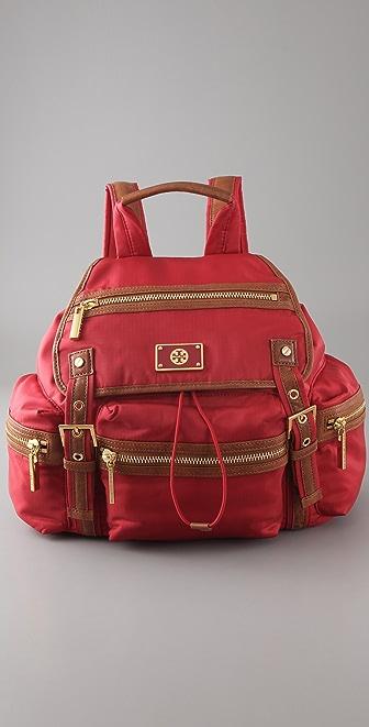 Tory Burch Brodie Ripstop Nylon Backpack