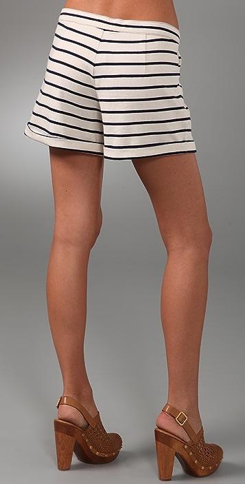 Tory Burch Achima Shorts
