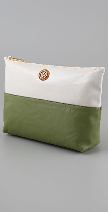 Tory Burch Large Cosmetic Case