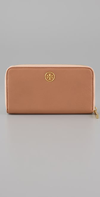 Tory Burch Tallis Zip Continental Wallet