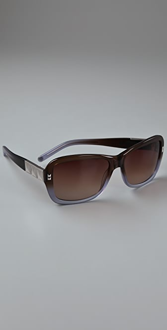 Tory Burch Rectangle Sunglasses