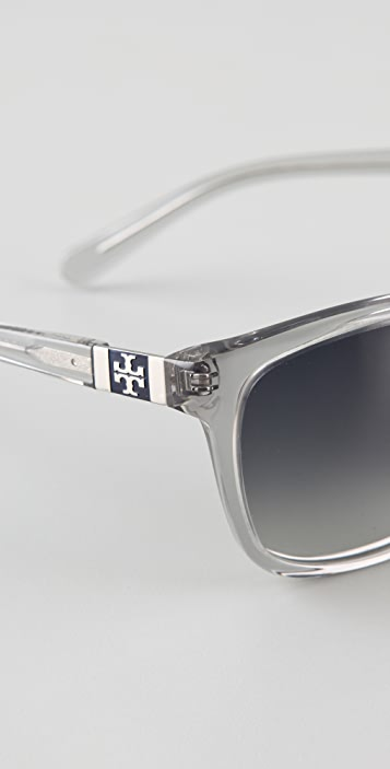 Tory Burch Translucent Sunglasses