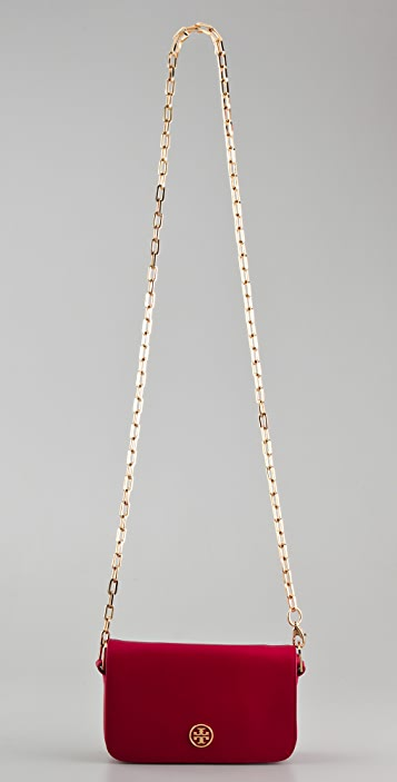 Tory Burch Saffiano Robinson Chain Bag