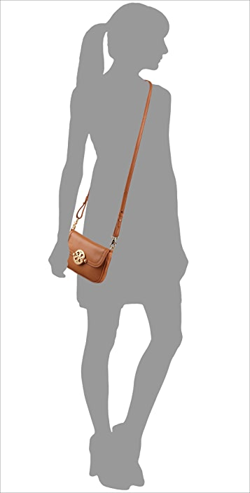 Tory Burch Angelux Amanda Cross Body Bag
