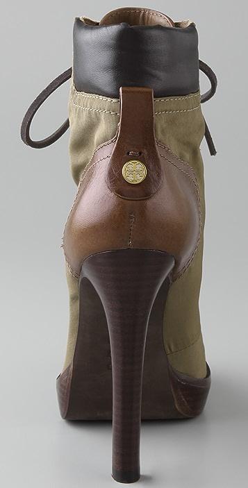 Tory Burch Lawson High Heel Booties