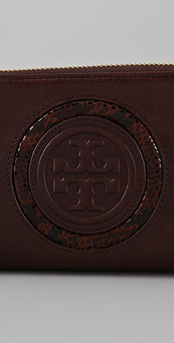 Tory Burch Shindo Zip Continental Wallet