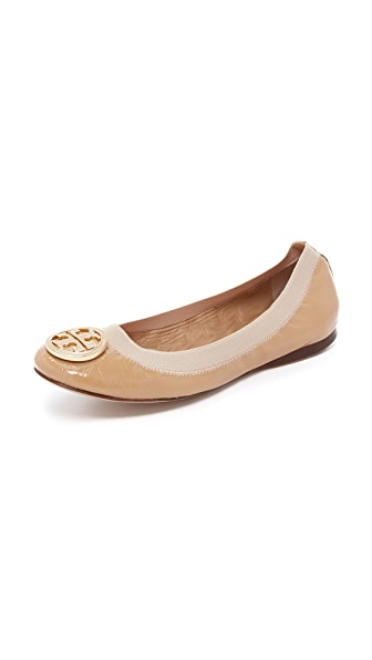 Tory Burch Caroline Patent Ballet Flat