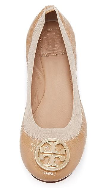 Tory Burch Caroline Patent Ballet Flat