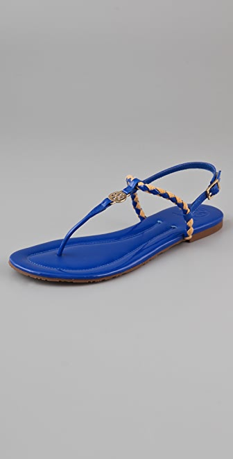 Tory Burch Aine Flat Sandals
