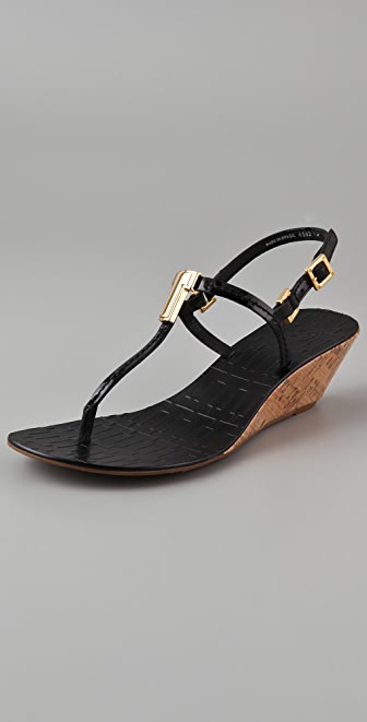 Tory Burch Pauline Wedge Sandals