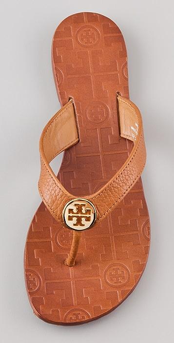 Tory Burch Thora Thong Sandals