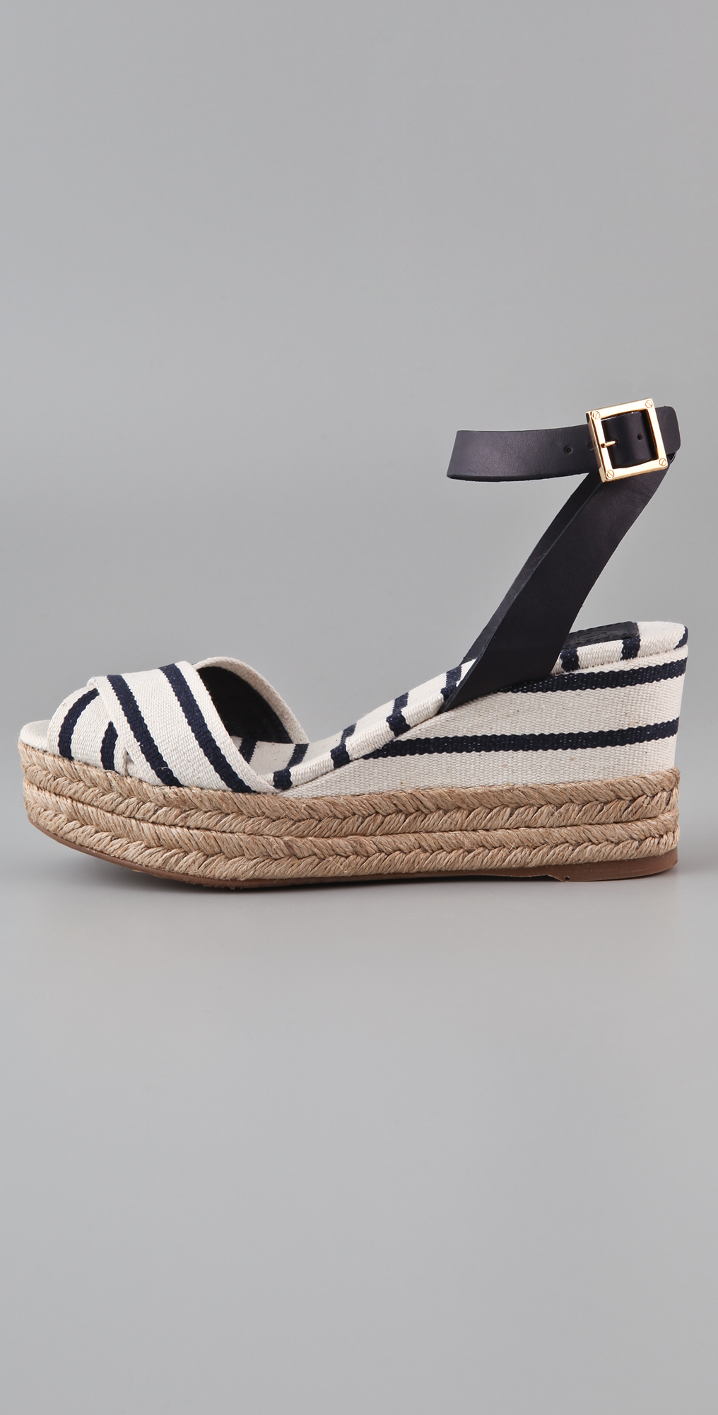 32aeca33813 Tory Burch Karissa Wedge Sandals