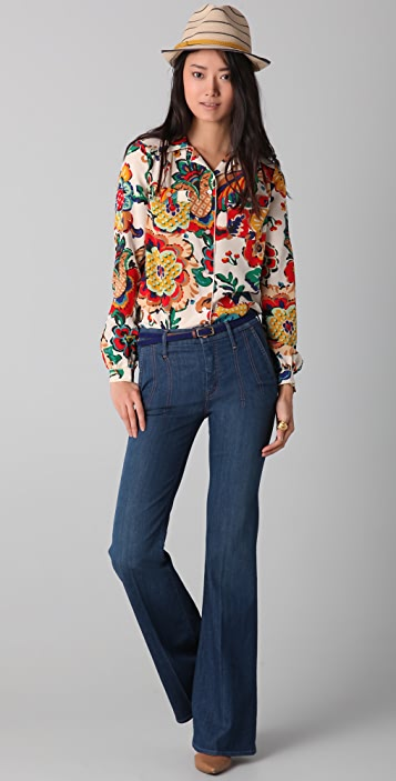 Tory Burch Dalton Blouse