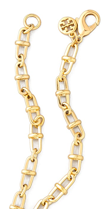 Tory Burch Serpent Necklace