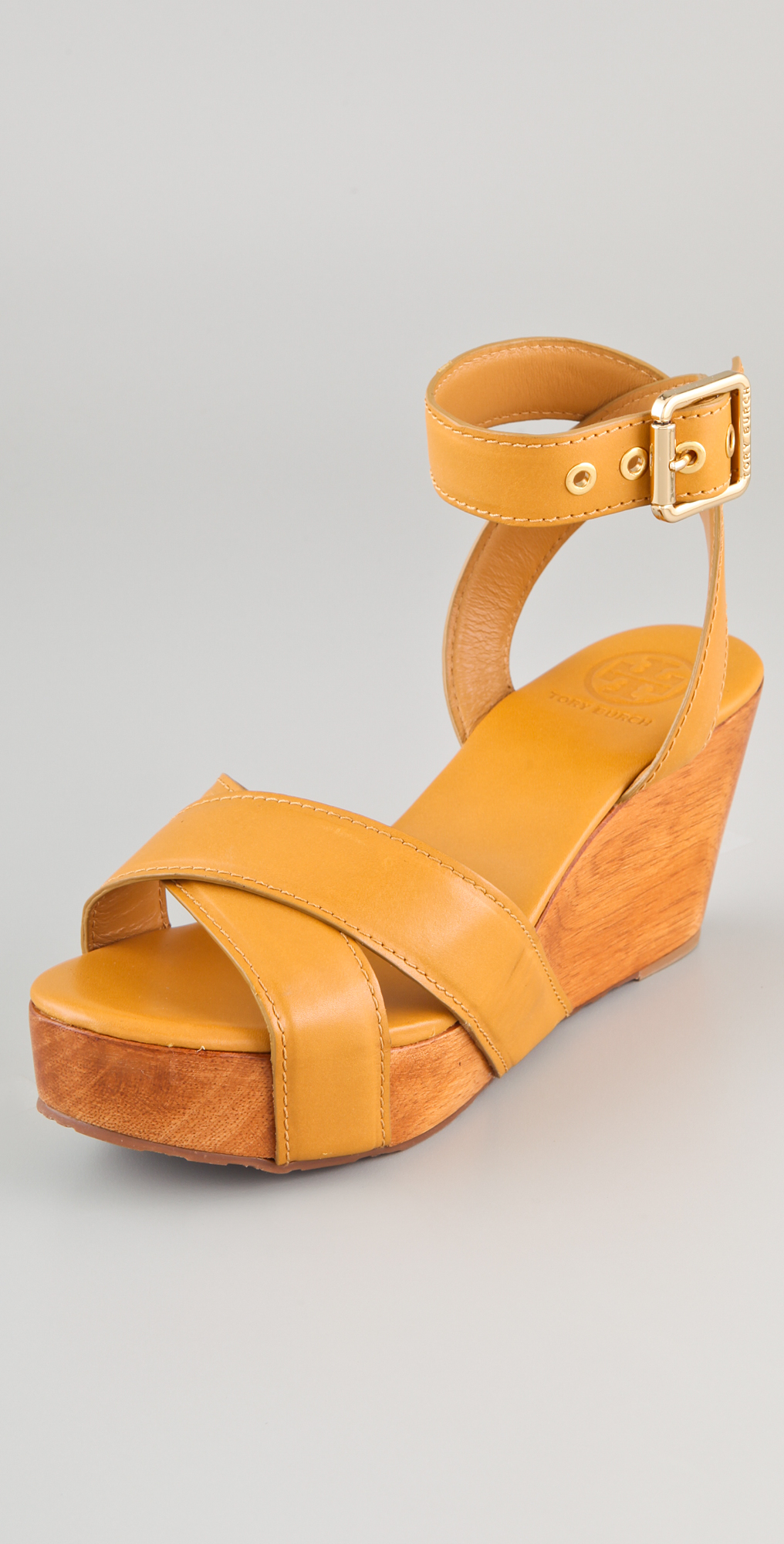 63b116a5f9d Tory Burch Almita Wedge Sandals