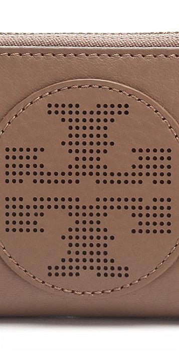 Tory Burch Kipp Zip Coin Wallet