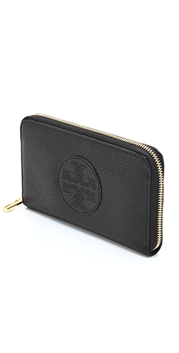 Tory Burch Kipp Zip Continental Wallet
