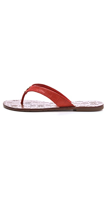 Tory Burch Thora Flip Flops