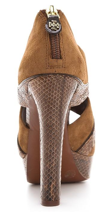 Tory Burch Waverly High Heel Sandals