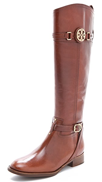 Tory Burch Calista Riding Boots | 15% off first app purchase with ...