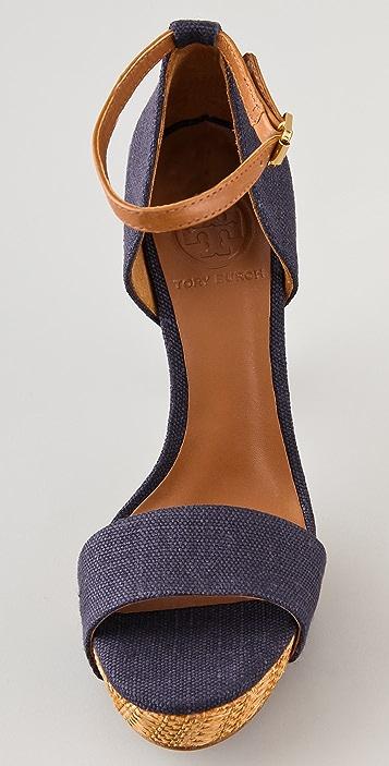 Tory Burch Amina High Heel Sandals