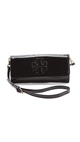 Tory Burch Bombe East West Clutch