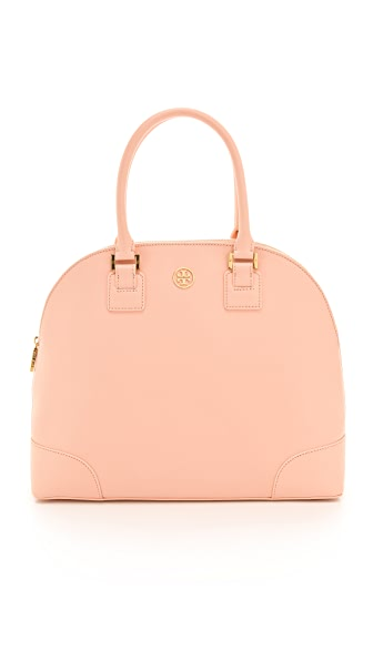 Tory Burch Robinson Dome Satchel