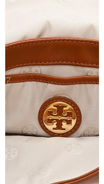 Tory Burch Stitched Logo Adjustable Mini Bag