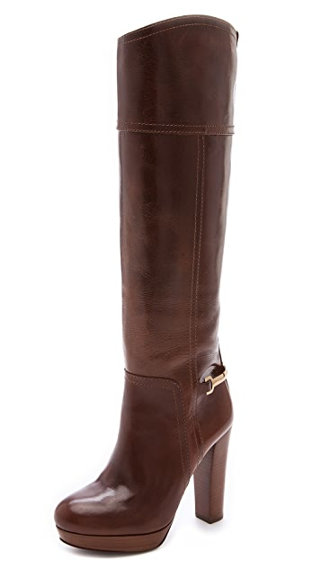 Tory Burch Jess Platform Boots