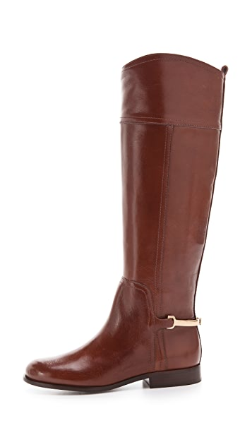 Tory Burch Jess Riding Boots