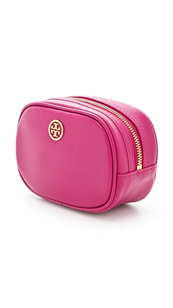 Tory Burch Robinson Small Cosmetic Case