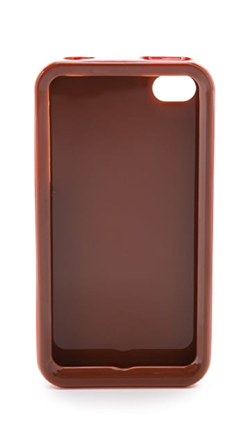 Tory Burch Printed Hard Shell iPhone 4 Case