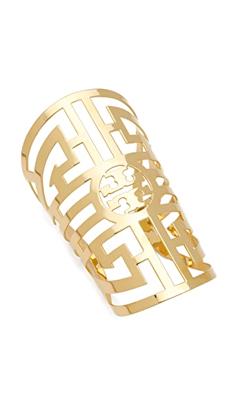 Tory Burch Labyrinth Cuff