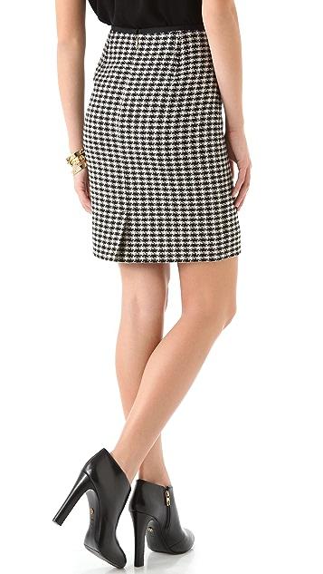 Tory Burch Cornelia Tweed Skirt