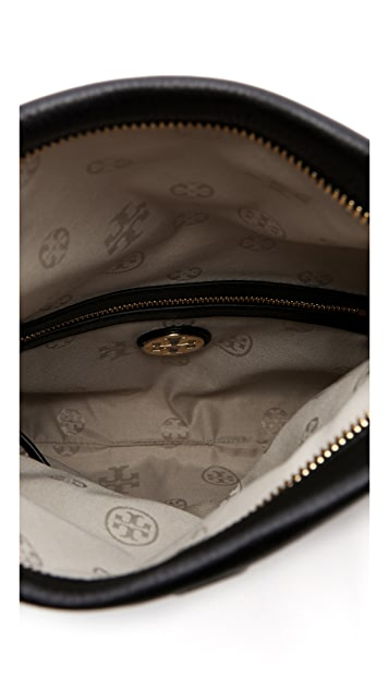 Tory Burch Hannah Fold Over Clutch