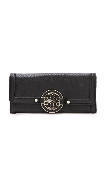 Tory Burch Amanda Envelope Continental Wallet