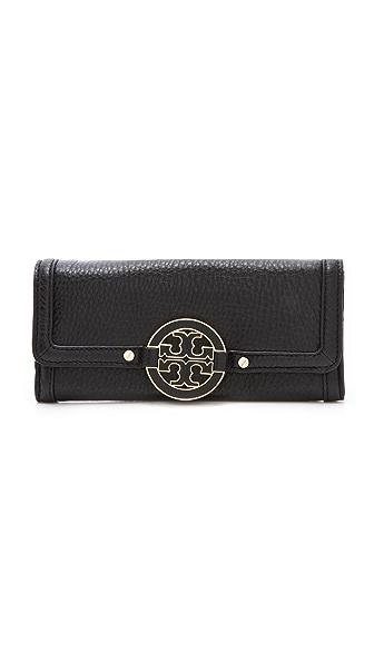 Tory Burch Amanda Envelope Continental Wallet