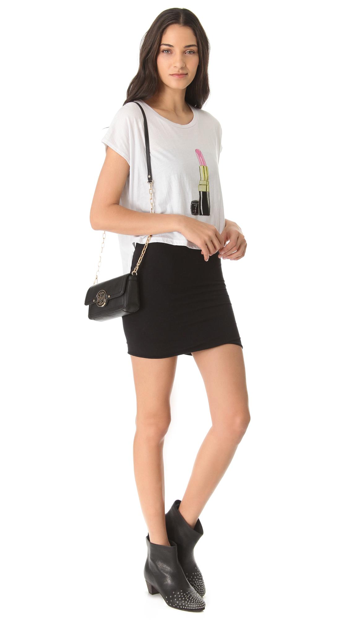 705e2308fcbf Tory Burch Amanda Mini Cross Body Bag