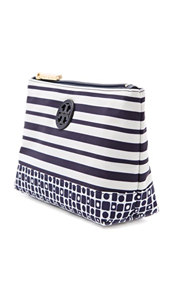 Tory Burch Stacked Slouchy Makeup Case