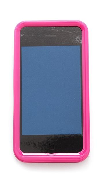Tory Burch Elandia Hardshell iPhone Case