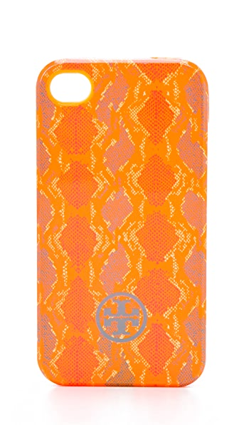 Tory Burch Pop Snake Soft iPhone Case