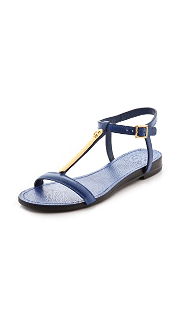 Tory Burch Pacey Flat Sandals