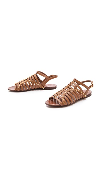 Tory Burch Arabella Flat Sandals