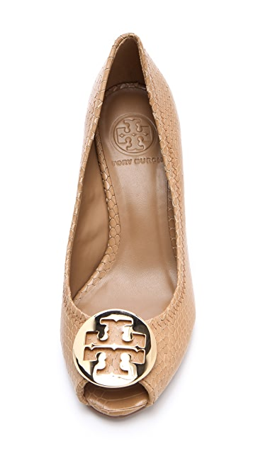 Tory Burch Sally Wedge Pumps