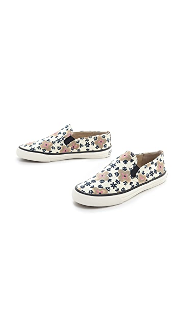 Tory Burch Miles Slip On Sneakers