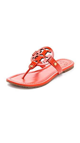 Tory Burch Miller Patent Sandals