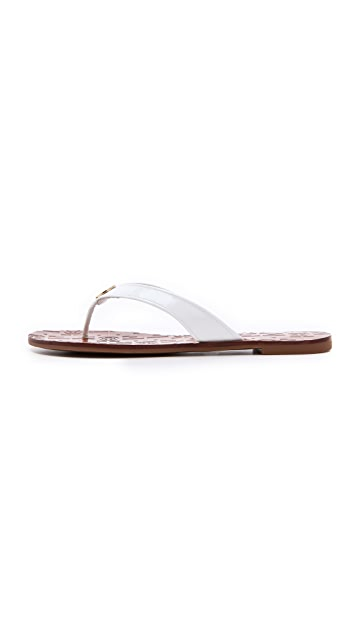 Tory Burch Alora Flat Thong Sandals